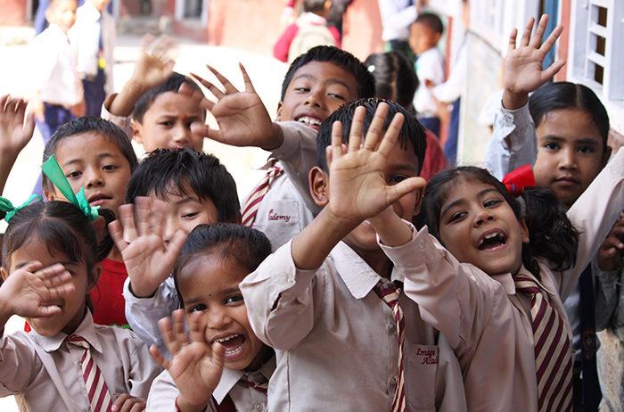 De kinderen van Nepal