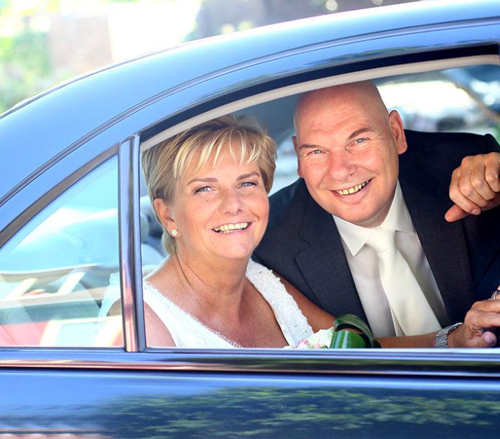 Huwelijksreportage René en Anita