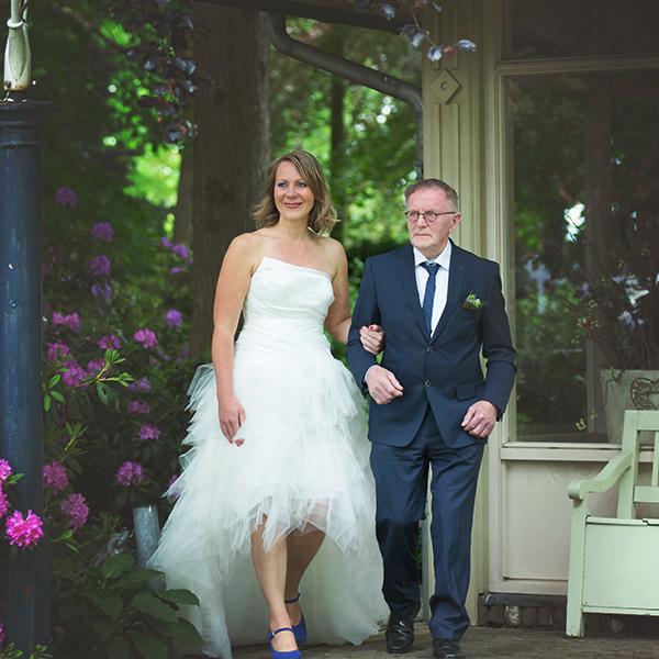De Bruidsfotograaf die jullie huwelijksreportage liefdevol weergeeft